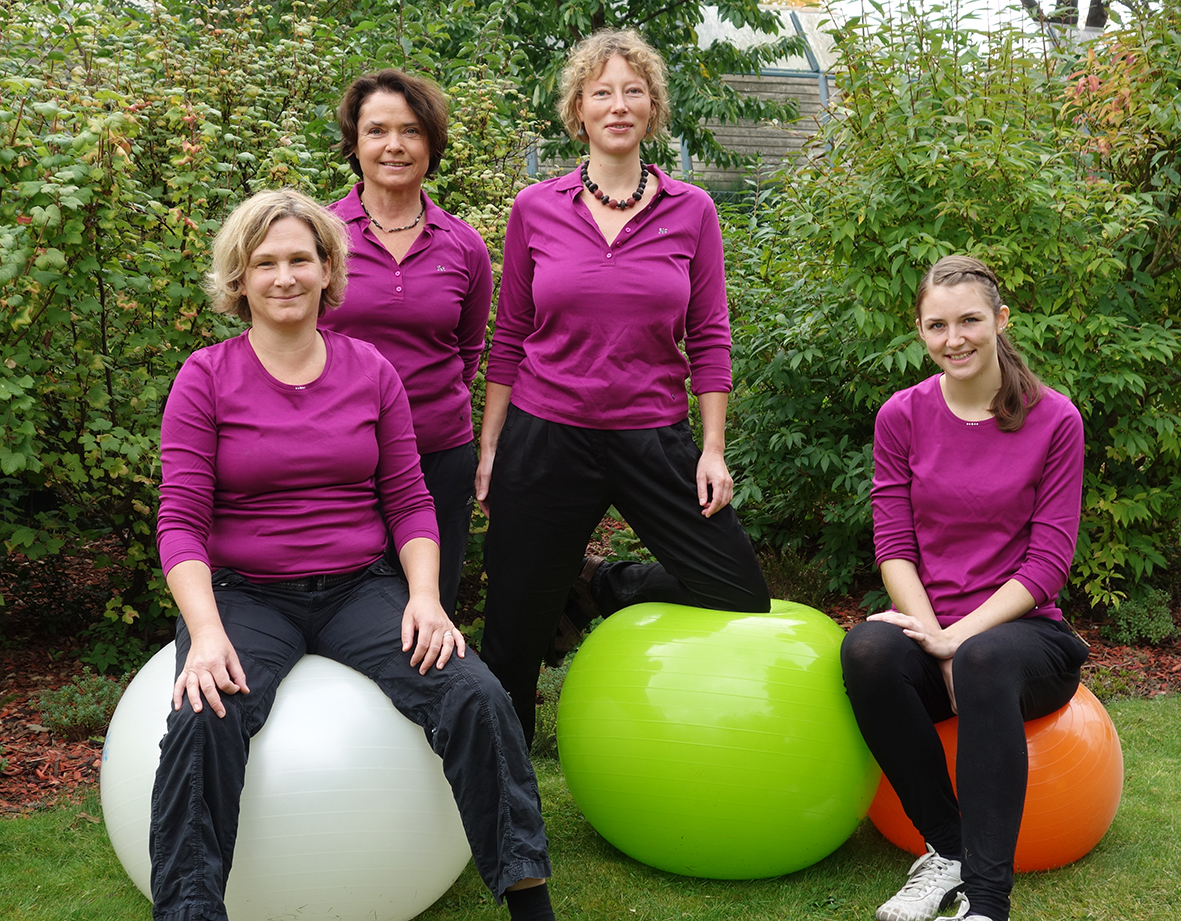 Das Team Physiotherapiepraxis Sandra Mühlenbrock in Göttingen, Weende